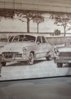 aerografia murales